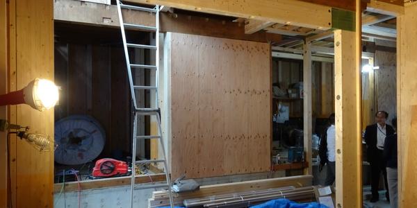 第2回 「代沢の家」現場レポート②耐震改修の概要