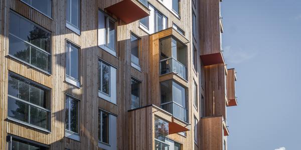 第10回 見直される木造、CLT(直交集成板)高層住宅