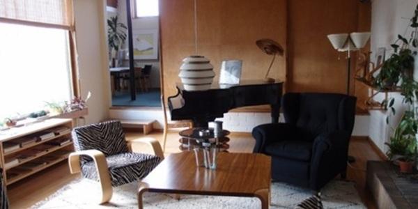 第11回 フィンランド建築家の巨匠 アルヴァ・アアルトによる住宅 その1