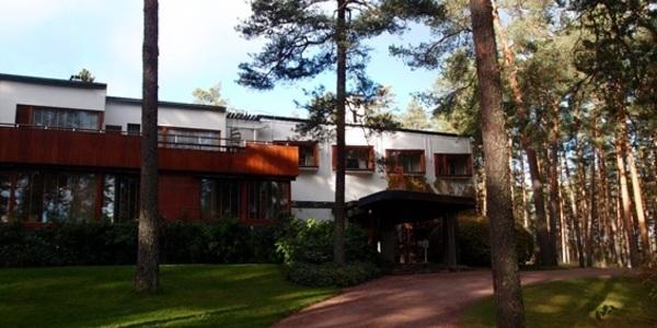 第13回 フィンランド建築家の巨匠 アルヴァ・アアルトによる住宅 その2