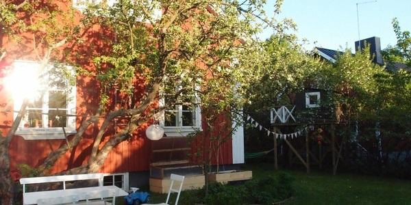 第20回 北欧でよく見る、窓、ドア、ガーデングッズ