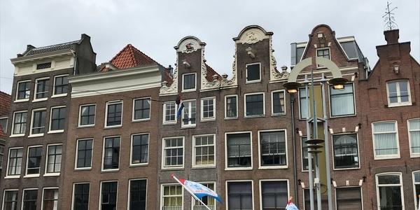 第3回 アレのせいで奇妙に細長くなったアムステルダムの家たち。その原因は?