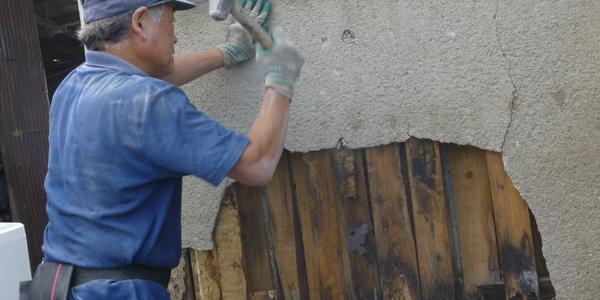 第2回 築40年の木造住宅の部分断熱改修