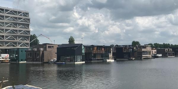 第5回 水上の超豪邸!オランダ人の憧れ水上生活にゴージャスな集落が