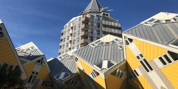 第6回 「ダッチデザイン建築」の真髄を体感できる街ロッテルダム